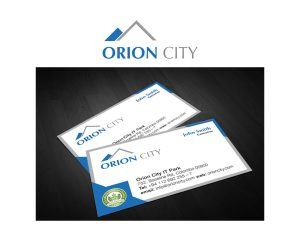 Orion City logo