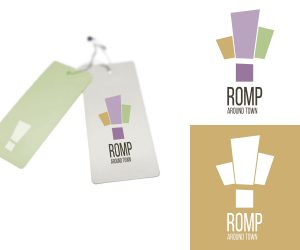 Romp Around Town logo